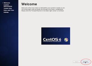 Installasi Linux CentOS 6 Lebih Mudah (Step by Step) - Jilid II