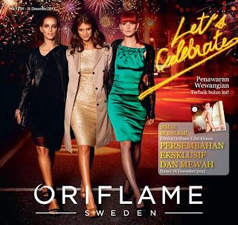 Katalog Online Oriflame Desember 2013