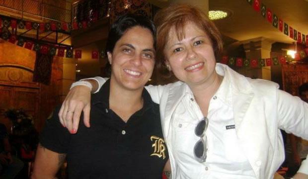 Workshop de Salve Jorge com Narjara Turetta e Tammy Gretchen (Foto: Reprodução)