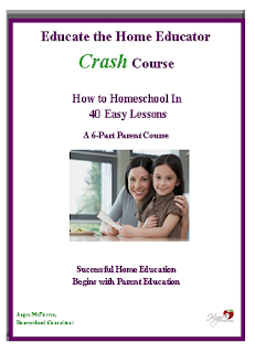 Educating the Home Educator Crash Course