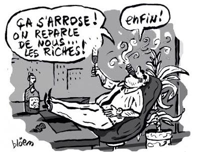 Riches dans POLITIQUE