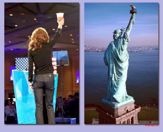 Sarah Palin support