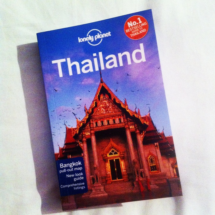 Travelling in Thailand