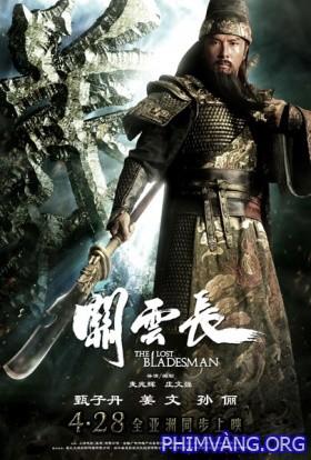 Quan Vân Trường - The Lost Bladesman (2011)