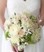 Hoa cưới kiểu tròn 10