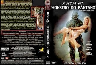 A VOLTA DO MONSTRO DO PÂNTANO