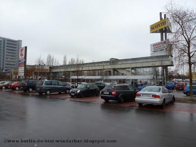 landsberger allee, storkower Str schlachthof, industrie