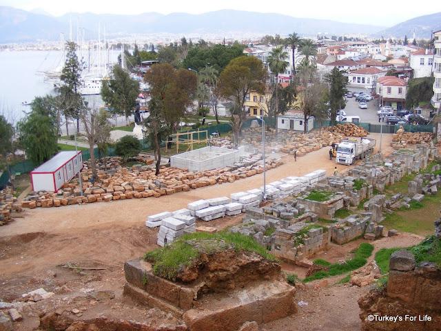 Fethiye Theatre Work
