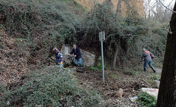 Xipnoti 2 0 voluntaris de l 39 adf montseny congost netegen - Can font les franqueses ...