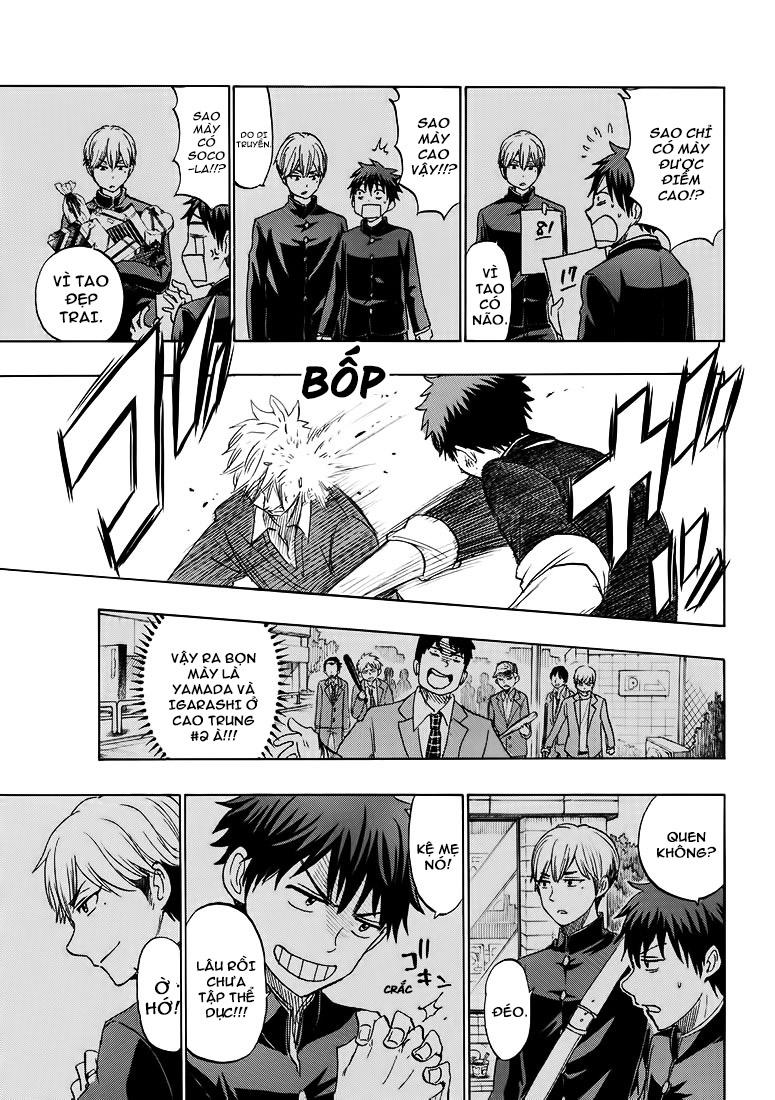 Yamada-kun to 7-nin no majo chap 172 Trang 12 - Mangak.info