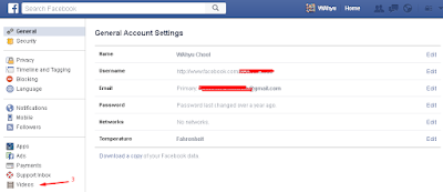 cara menonaktifkan autoplay video facebook
