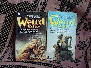 Peter Haining Weird Tales