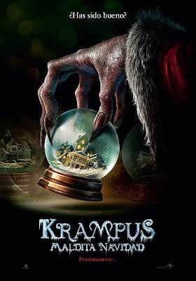 Krampus el Terror de la Navidad en Español Latino