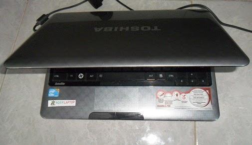 Toshiba Satellite L735 i3-M380 13,3″