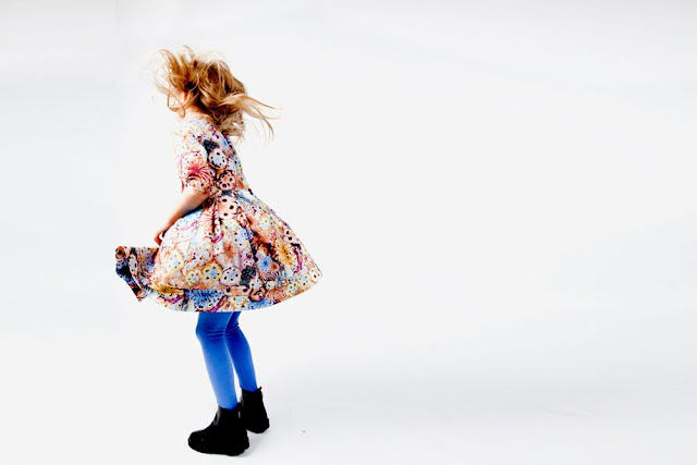 Liberty London Kids campaign - Copyright Shaniqwa Jarvis