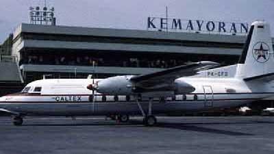 Bandara Pertama di Indonesia Bukan Soetta