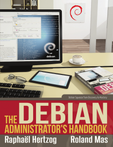 O Manual do Administrador Debian