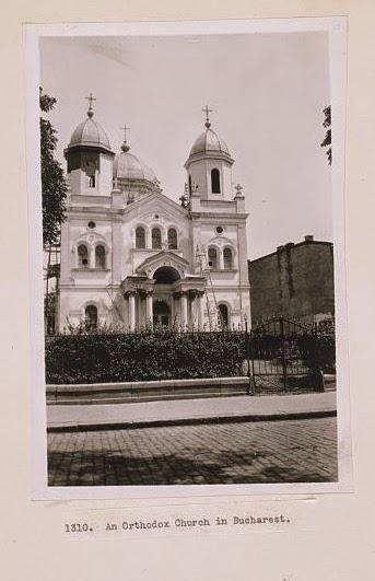 O biserica din Bucuresti