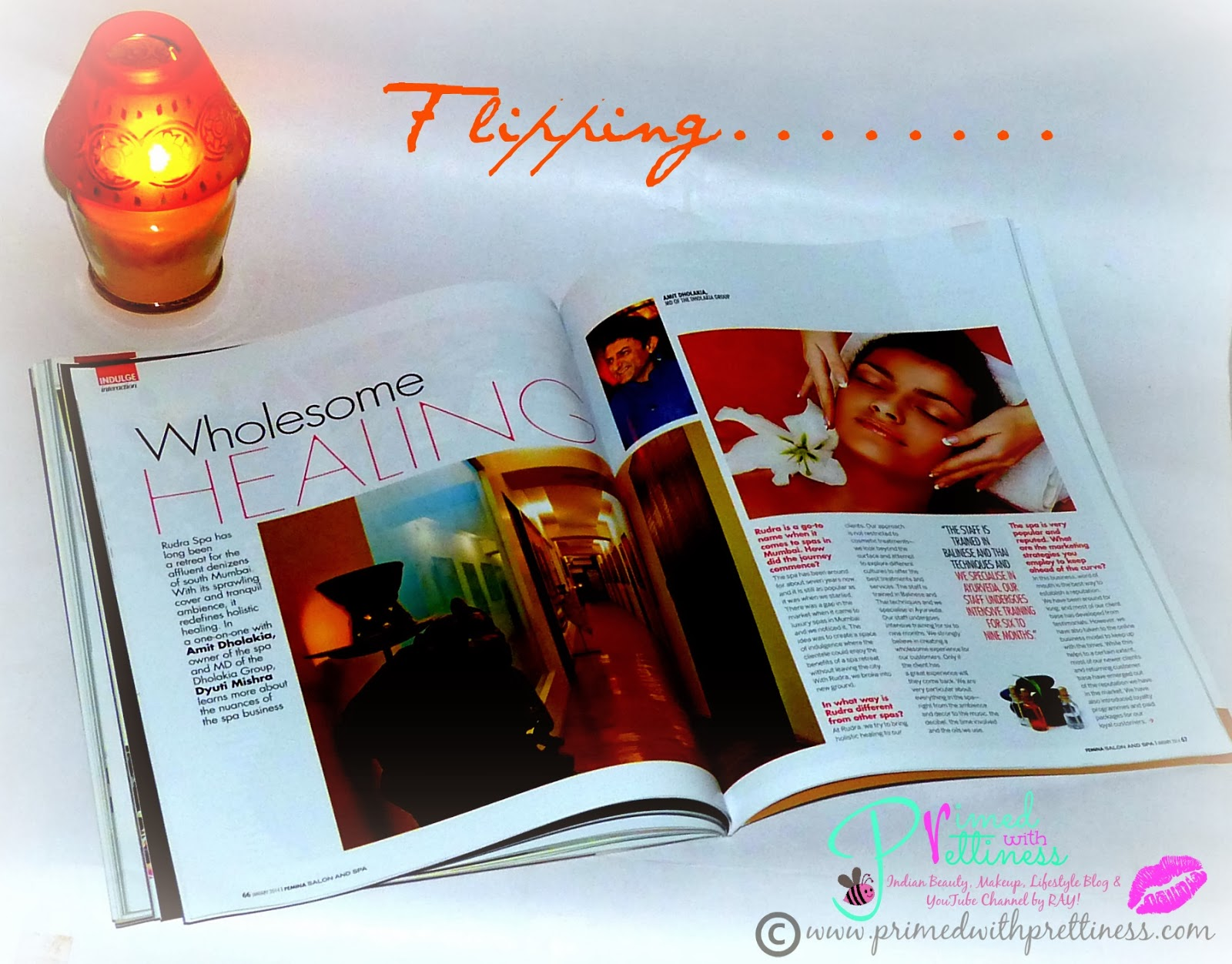 Femina Spa and Salon - January 2014