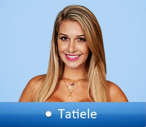 Votar Paredão do BBB 2014 Tatiele