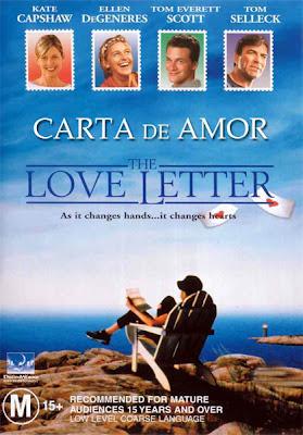Carta de amor | 1999 | The Love Letter, Dvd, cover, carátula