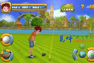 Golf Championship APK / APP Download、高爾夫錦標賽 手機遊戲下載,Android APP