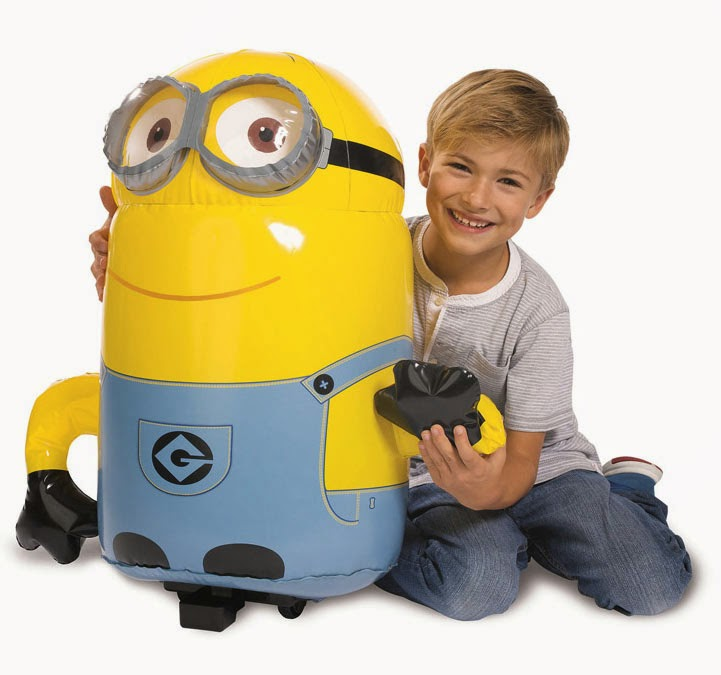 Minion Hinchable RadioControl