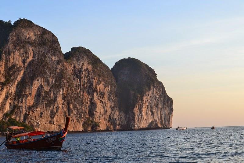 Kho Phi Phi, Kho Phi Ley, Thailande