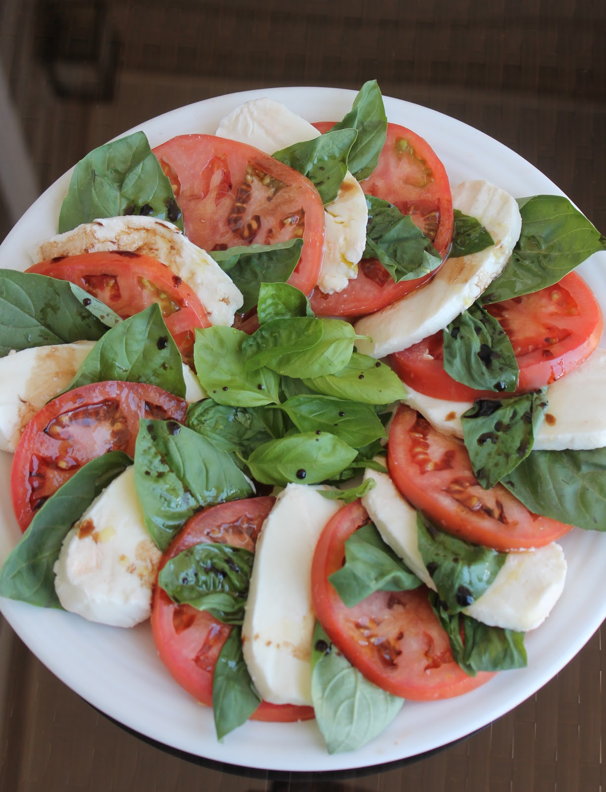 The Cultural Dish: Caprese Salad