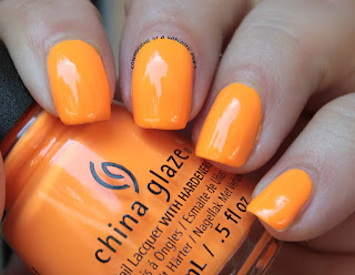 China Glaze Electric Nights Home Sweet House Music