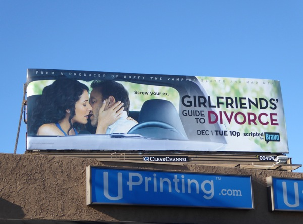 Girlfriends Guide to Divorce season 2 billboard