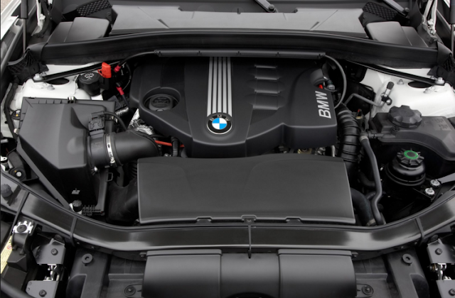 2017 BMW X7 Engine