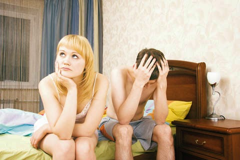 Porque en ocasiones el matrimonio falla