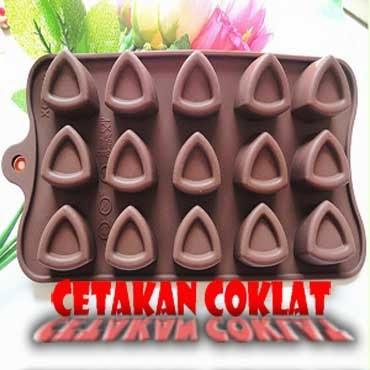 Sponsor Cetakan Coklat