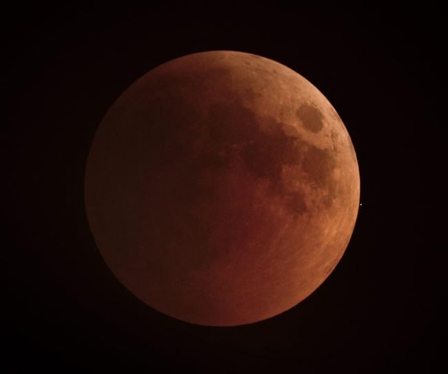 Lunar Eclipse and Occultation oleh Jathin Premjith