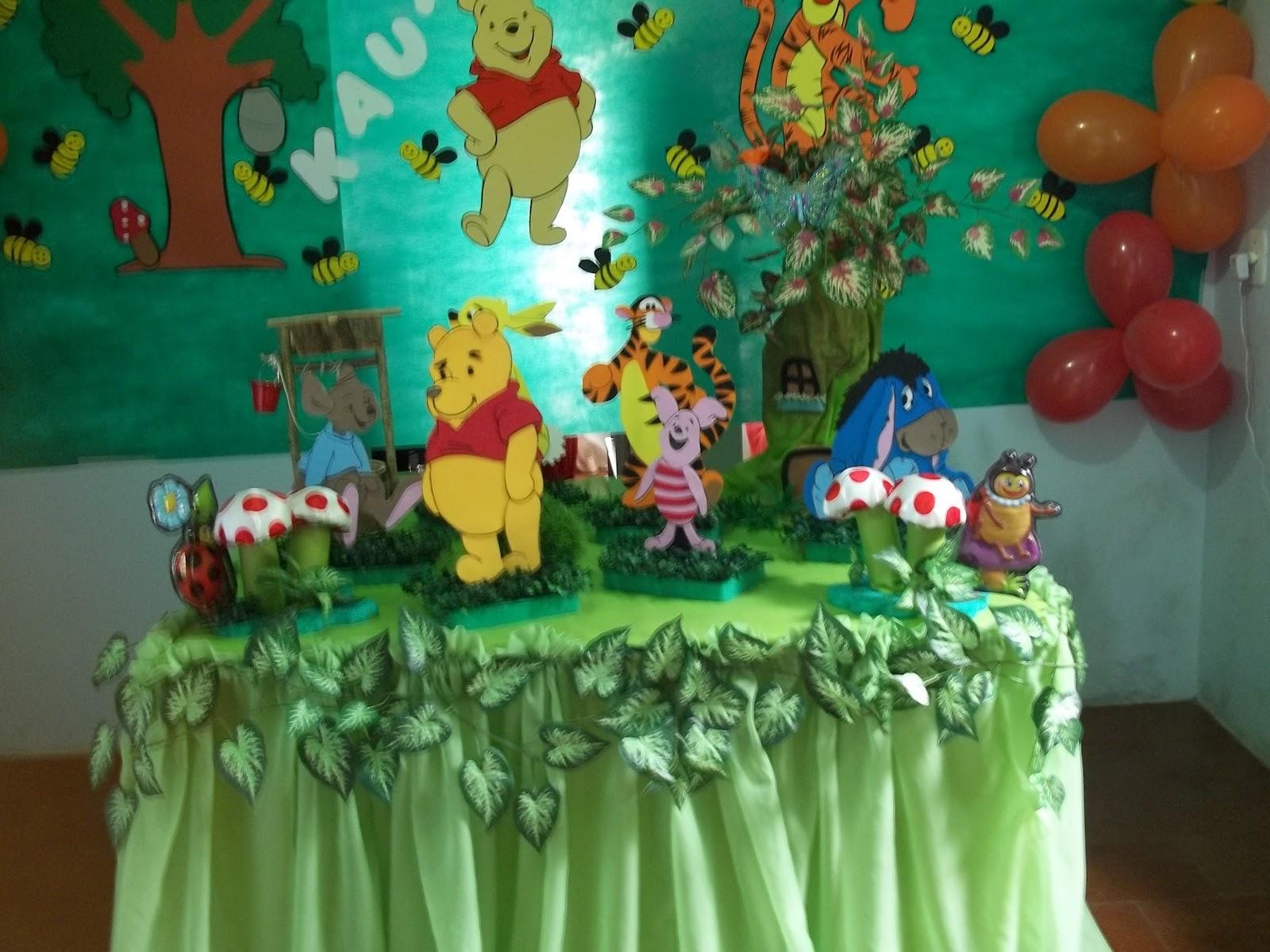 Brincando com Festas  Oficina de Decoração de Festas