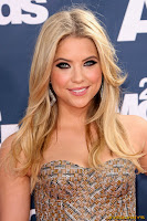 Ashley Benson 2011 MTV Movie Awards in Los Angeles