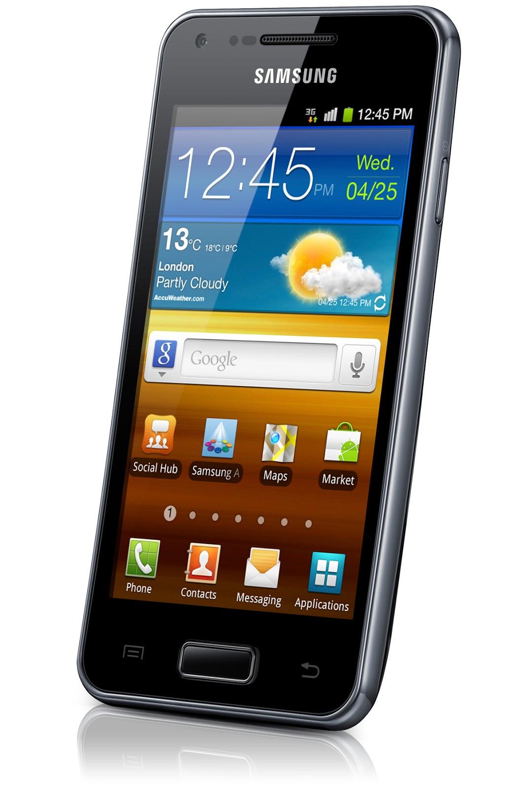 Samsung GALAXY S Advance - Handphone Terbaru