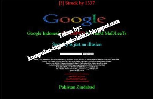 Kaget, Google Co Id Stampet by TeaM MaDLeeTs