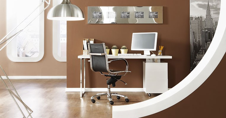 Muebles de oficina por la decoradora experta iluminaci n for Muebles despacho baratos