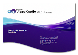 Visual Studio 2010 Splash Screen
