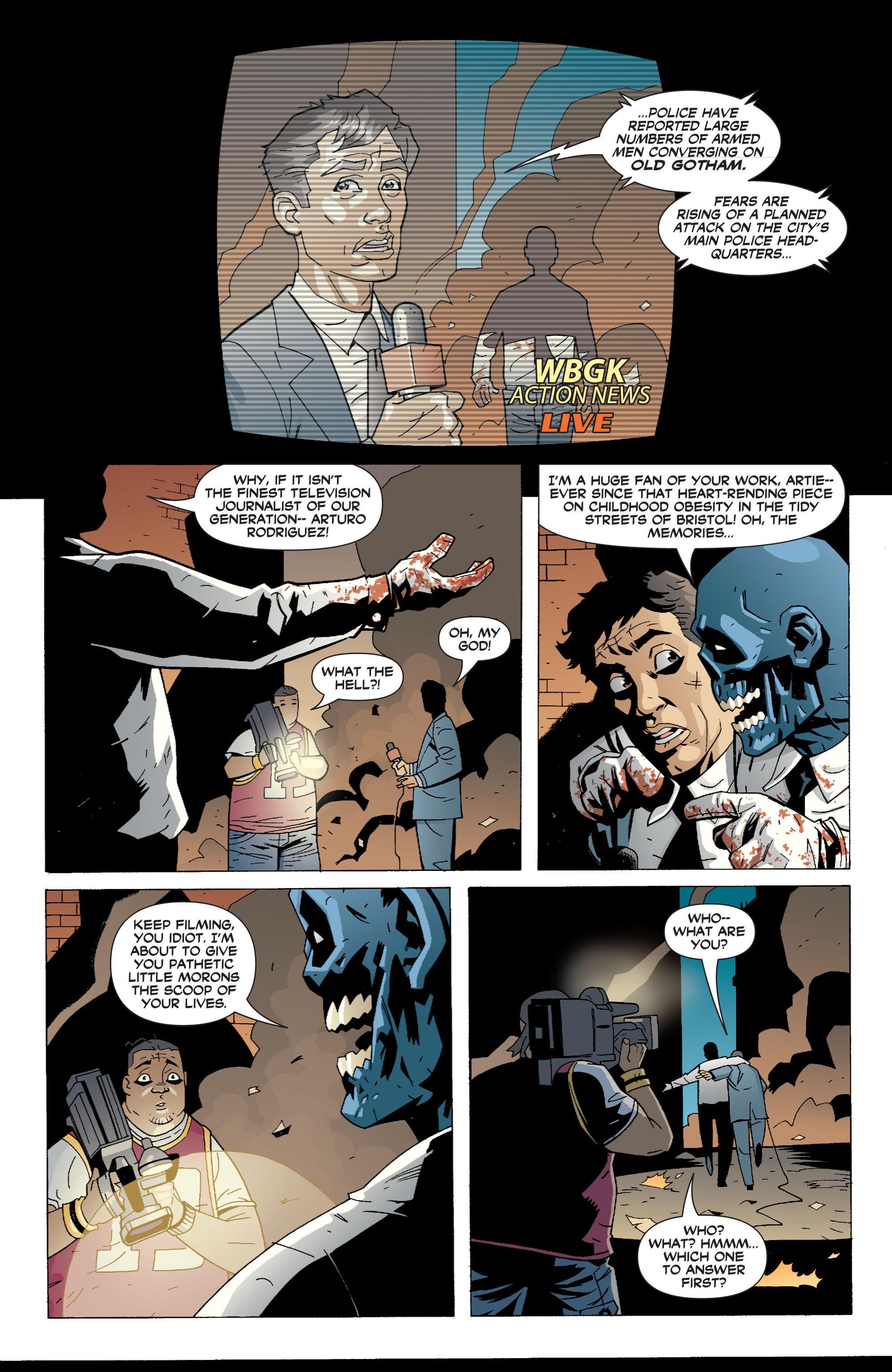 Read online Batman: War Games comic -  Issue #6 - 17