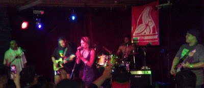 The Green Band and Anuhea, Winstons San Diego