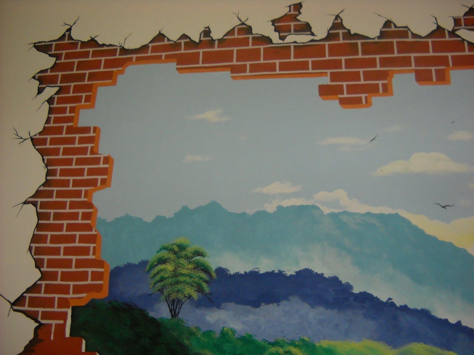 Pelukis mural shah alam dewan sekolah 3d pictures for Mural sekolah rendah