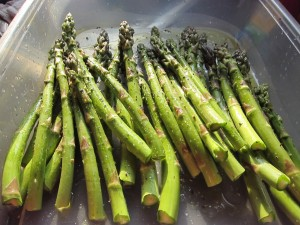easy ways to cook asparagus