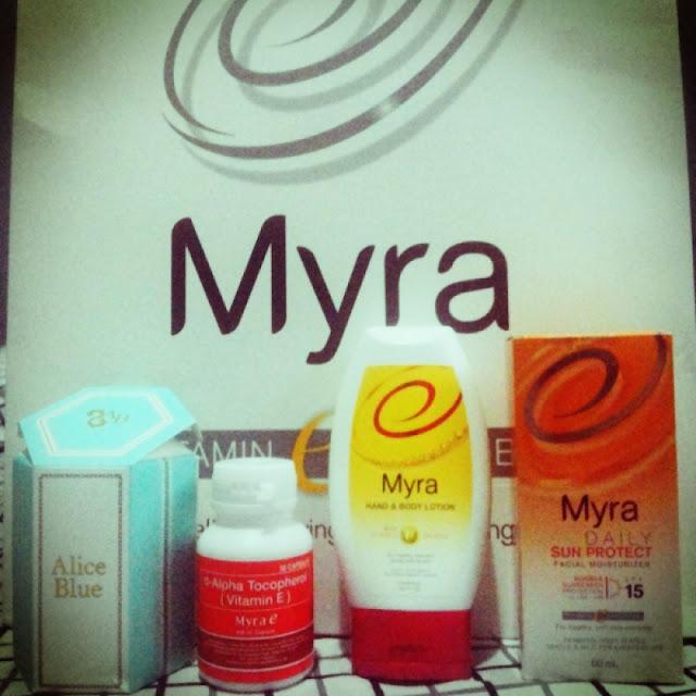 Myra Vitamin E