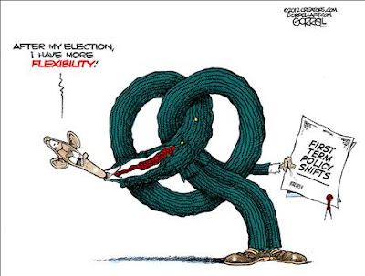 flexible obama cartoons