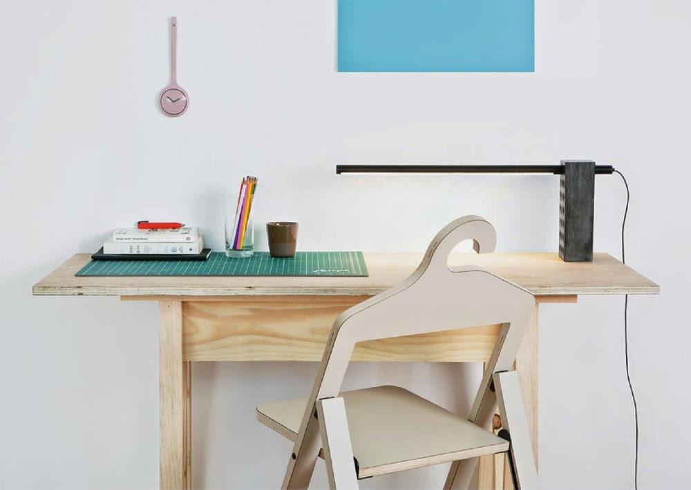 krzeslo do powieszenia wieszak by Philippe Malouin