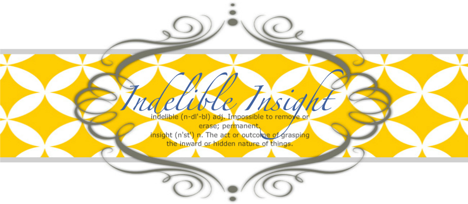 Indelible Insight