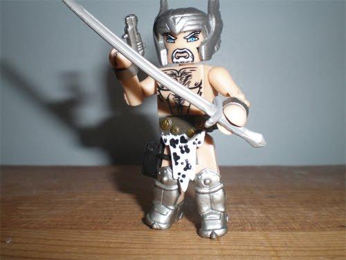 The Warlord Minimate